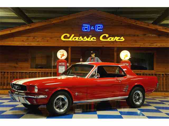 1966 Ford Mustang | 967281