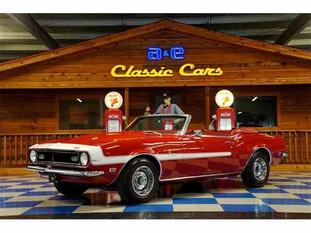 1968 Chevrolet Camaro | 967282