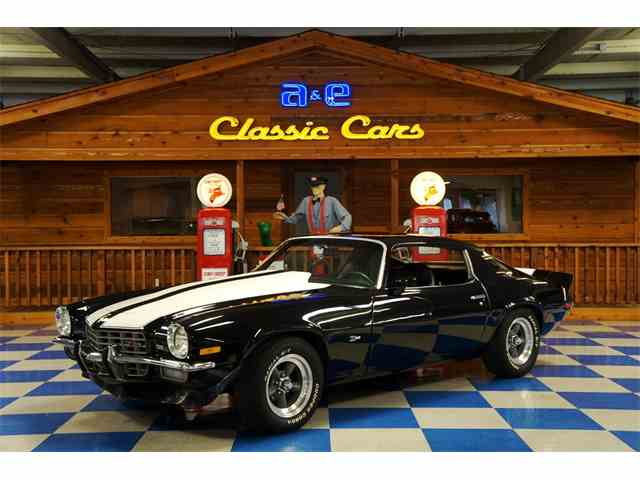 1973 Chevrolet Camaro | 967286