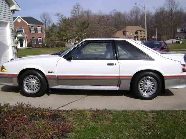 1989 ford mustang for sale on 16 available. Black Bedroom Furniture Sets. Home Design Ideas