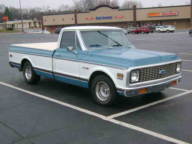 1972 Chevrolet C/K 10 | 967289
