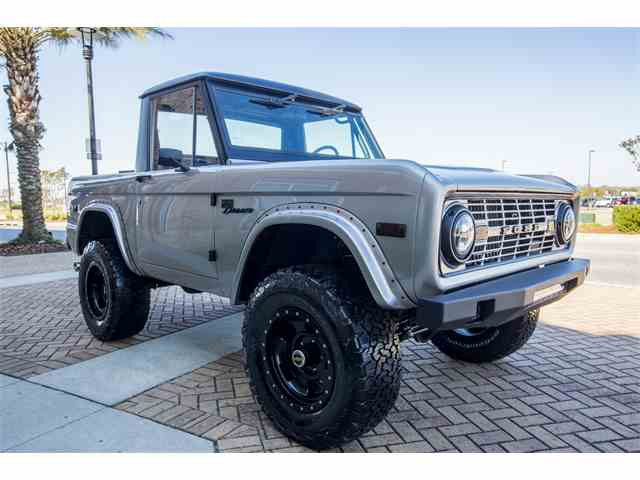 1967 Ford Bronco | 967292