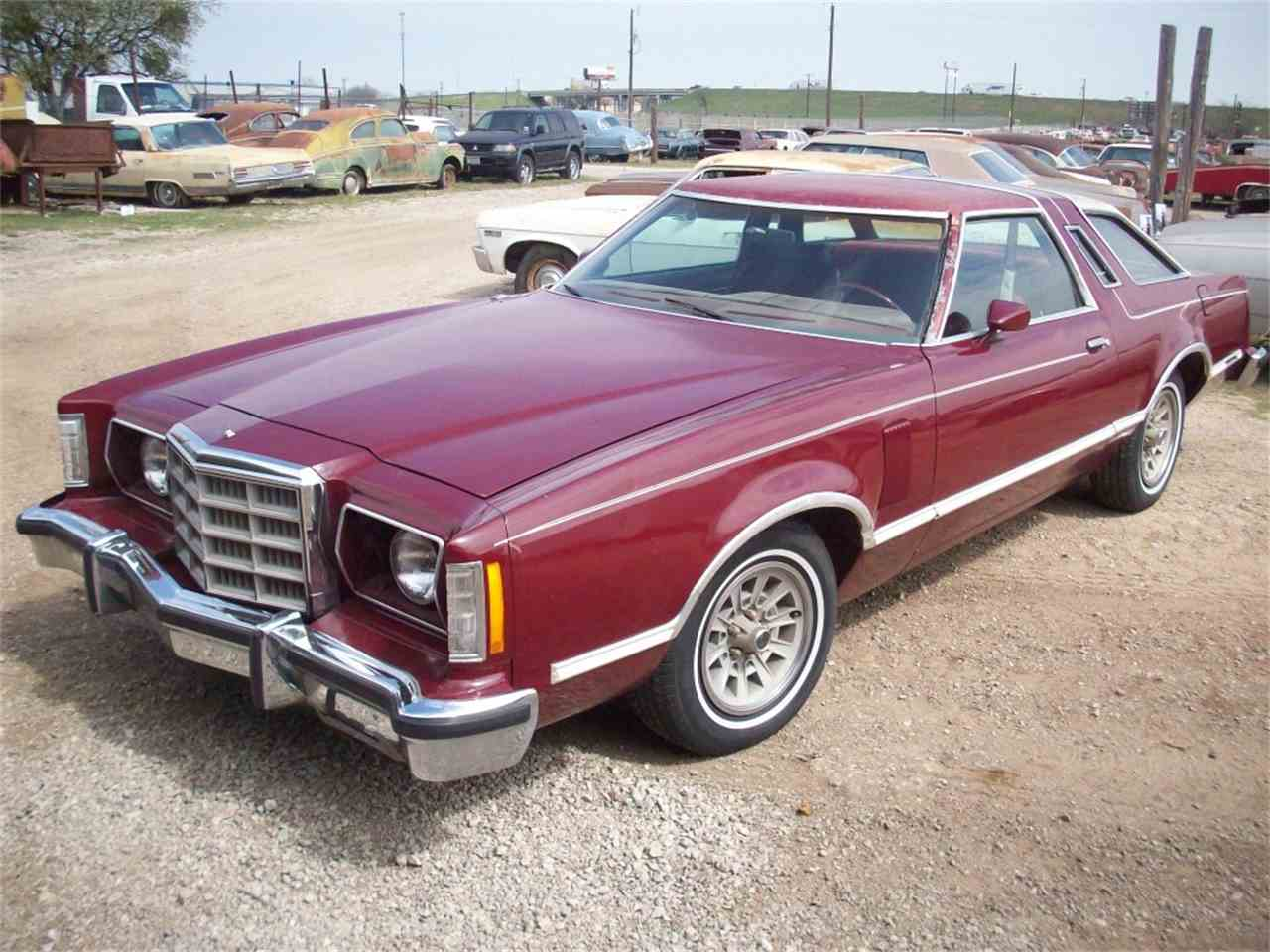 Large Picture of '79 Thunderbird - KQD9