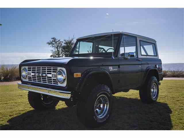 1976 Ford Bronco | 967299