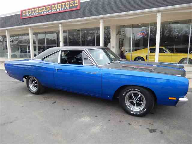 1969 Plymouth Road Runner | 967306