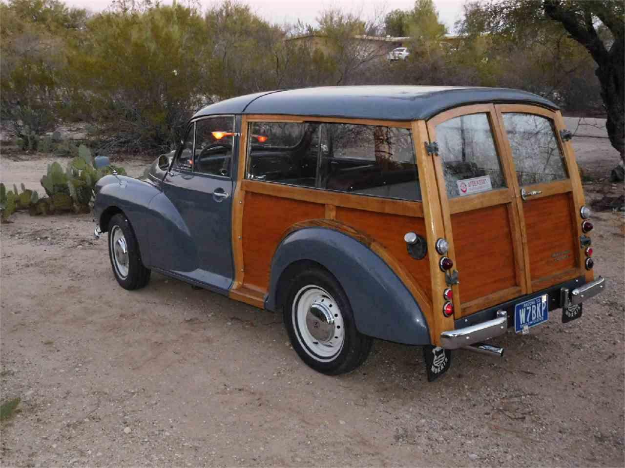 1959 morris minor 1000 2dr traveler for sale classiccars. Black Bedroom Furniture Sets. Home Design Ideas