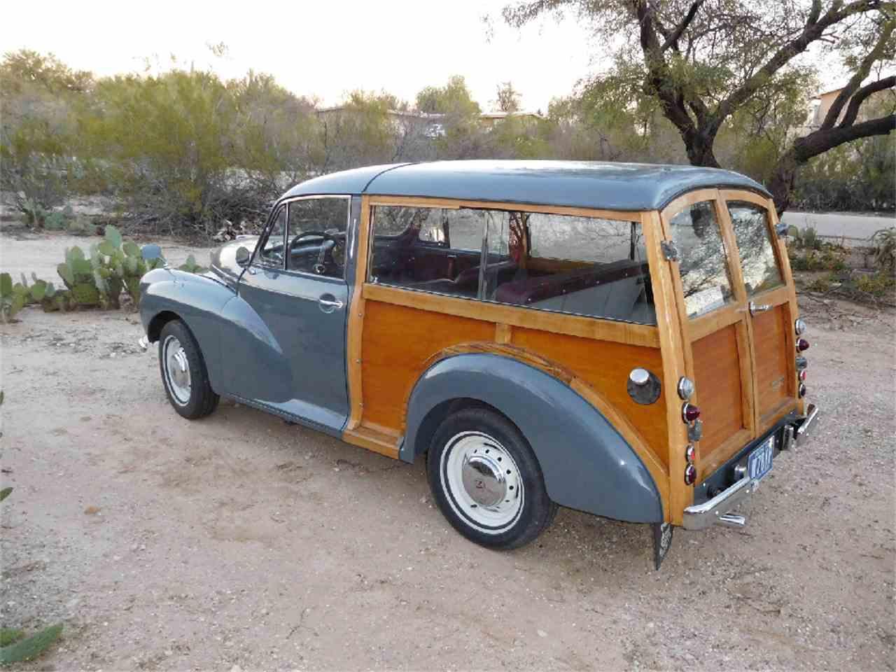 Morris minor traveller for sale - 1959 Morris Minor 1000 2dr Traveler For Sale Cc 967307