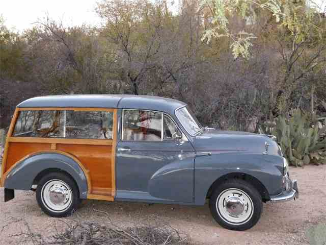 1959 Morris Minor 1000 2Dr Traveler | 967307