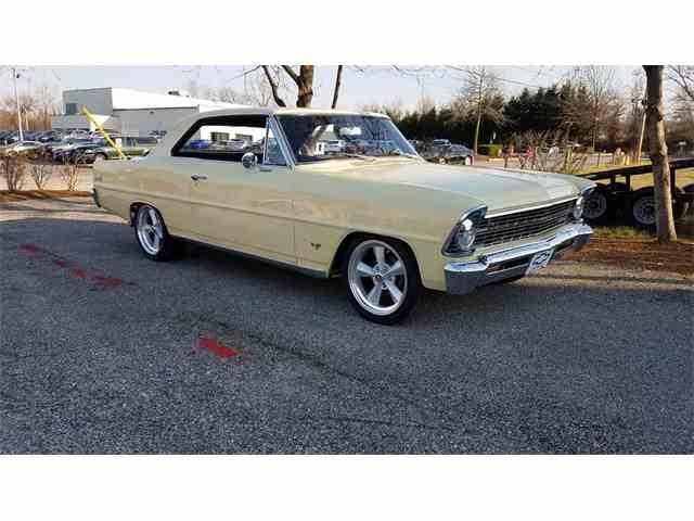 1967 Chevrolet Nova II | 967312