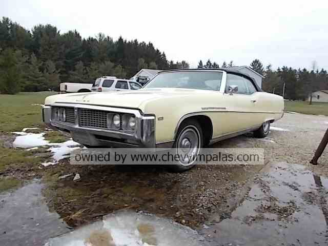 1969 Buick Electra 225 | 967316