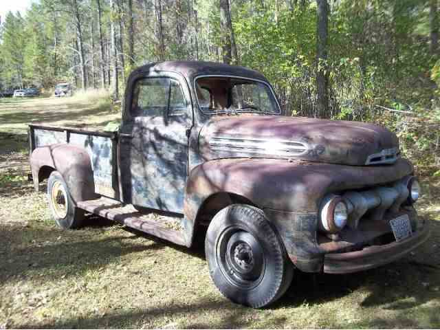 1953 Ford F2 | 967323