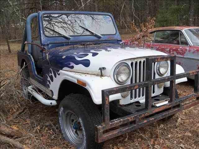 1980 Jeep Wrangler | 967324