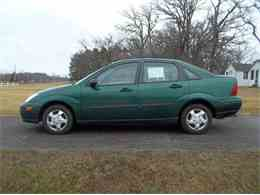 2001 Ford Focus for Sale - CC-967328