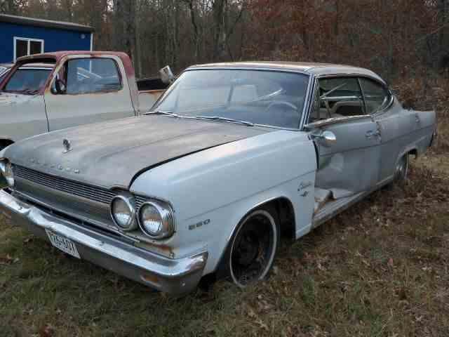 1966 Rambler Marlin | 967334
