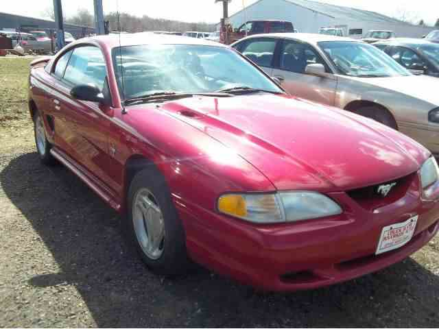 1998 Ford Mustang | 967343