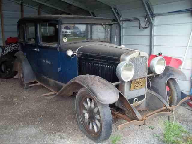 1929 Hudson 4 DOOR | 967346