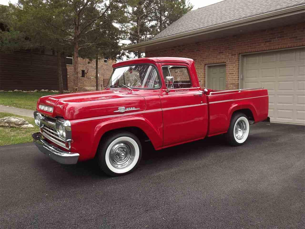 Trucks For Sale In Missouri >> 1960 Ford F100 for Sale | ClassicCars.com | CC-967371