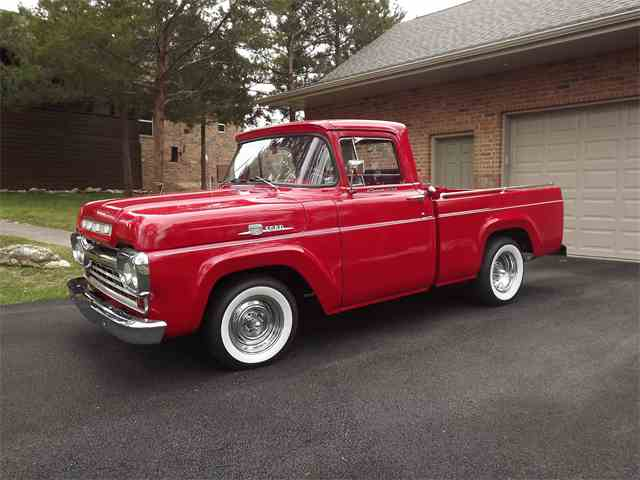 1960 Ford F100 | 967371