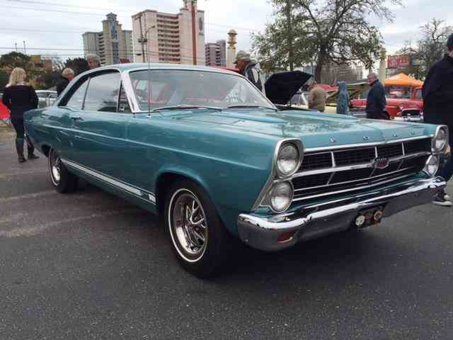 1967 Ford Fairlane GT | 967380