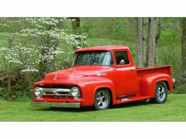 1956 Ford F100 Rest-O-Rod Pickup Truck | 967385