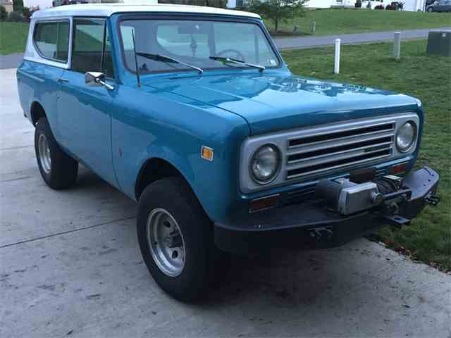 1972 International Scout II | 967398