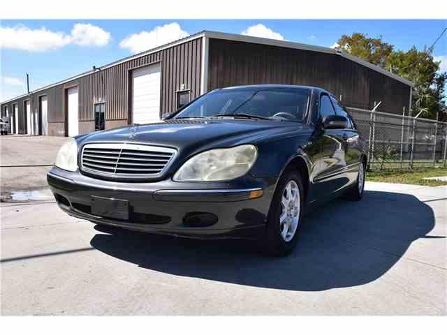 2000 Mercedes-Benz S430 | 967399