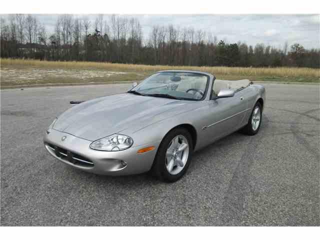 1998 Jaguar XK8 | 967401