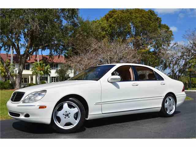 2002 Mercedes-Benz S430 | 967402