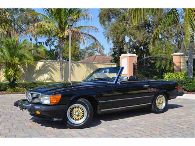 1980 Mercedes-Benz 450SL | 967403