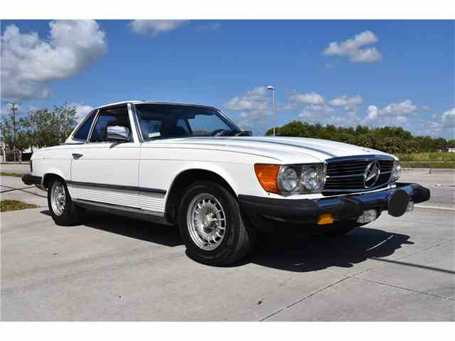 1983 Mercedes-Benz 380SL | 967406