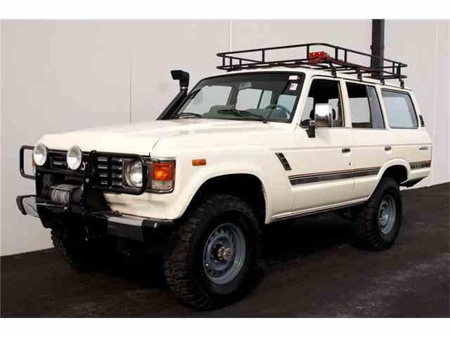 1985 Toyota Land Cruiser FJ | 967408
