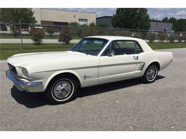 1966 Ford Mustang | 967409