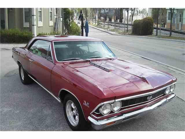 1966 Chevrolet Chevelle SS | 967413