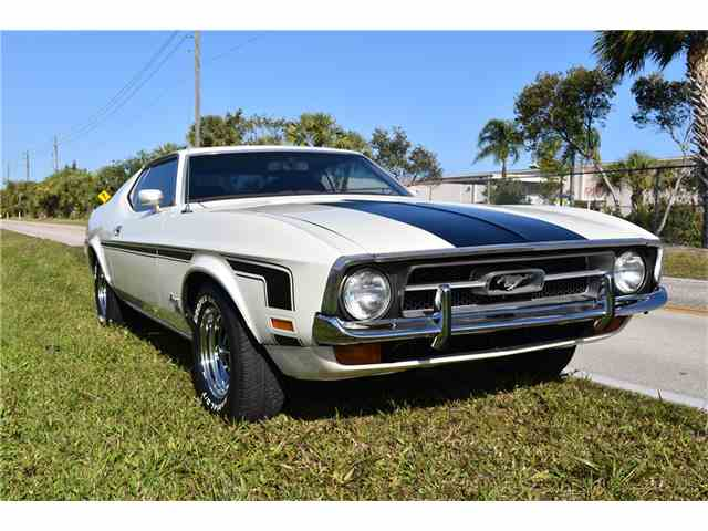 1972 Ford Mustang | 967415