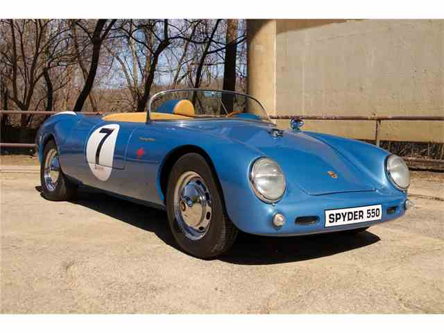 1969 Porsche Spyder   967416