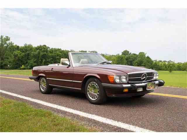 1989 Mercedes-Benz 560SL   967419