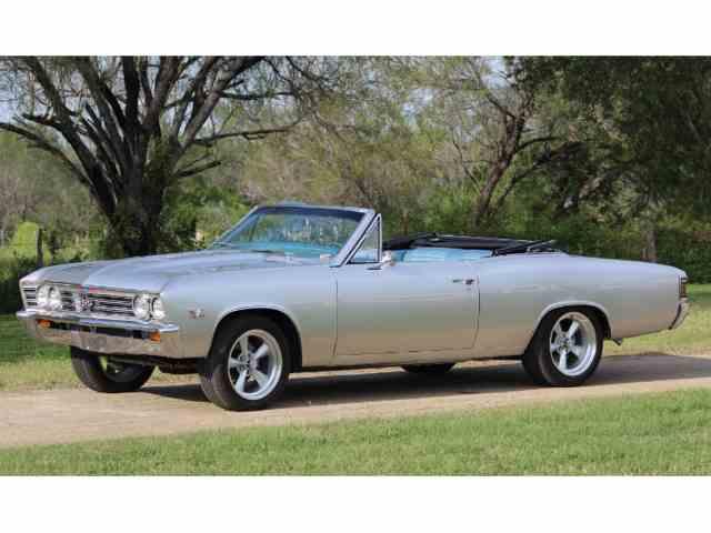 1967 Chevrolet Chevelle   967423