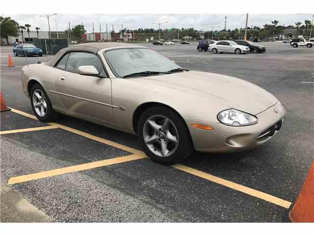 2000 Jaguar XK8 | 967426