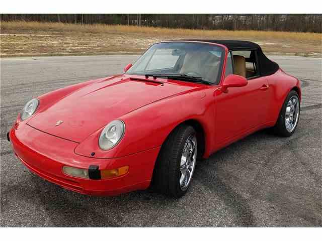 1995 Porsche 911 | 967427