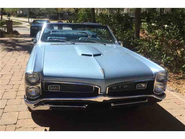 1967 Pontiac GTO | 967431