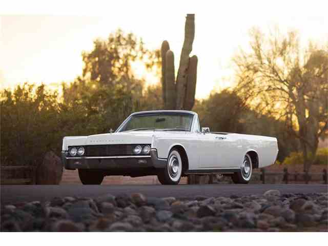 1967 Lincoln Continental | 967434