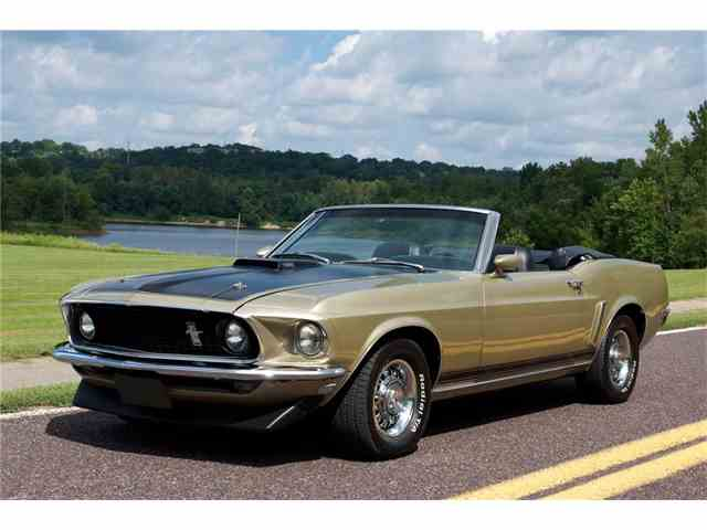 1969 Ford Mustang | 967435
