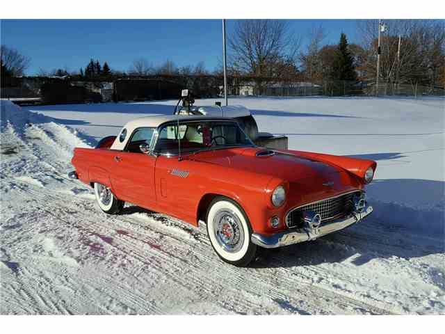 1956 Ford Thunderbird | 967438