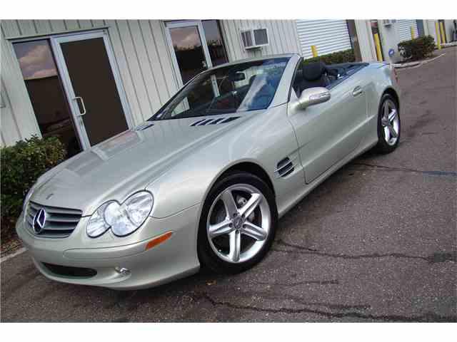 2003 Mercedes-Benz SL500 | 967442