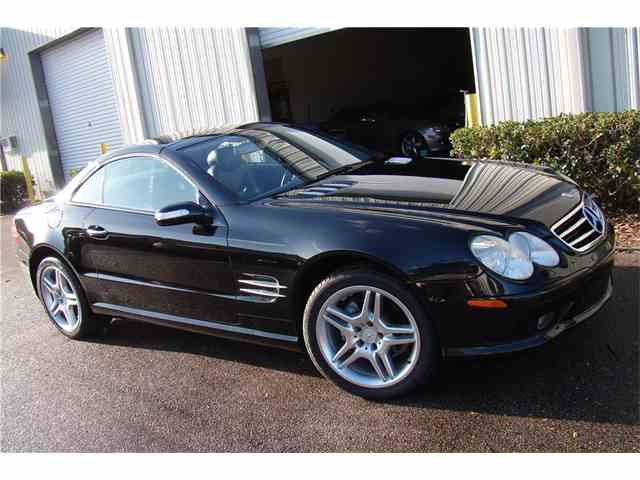 2006 Mercedes-Benz SL500 | 967443