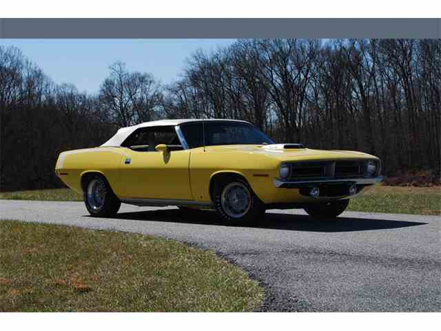1970 Plymouth Barracuda | 967446
