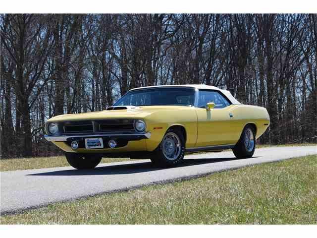 1970 Plymouth Barracuda | 967446