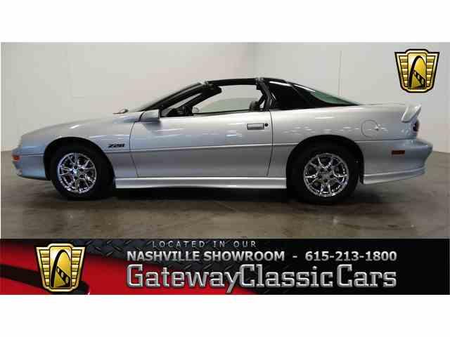2002 Chevrolet Camaro | 967453