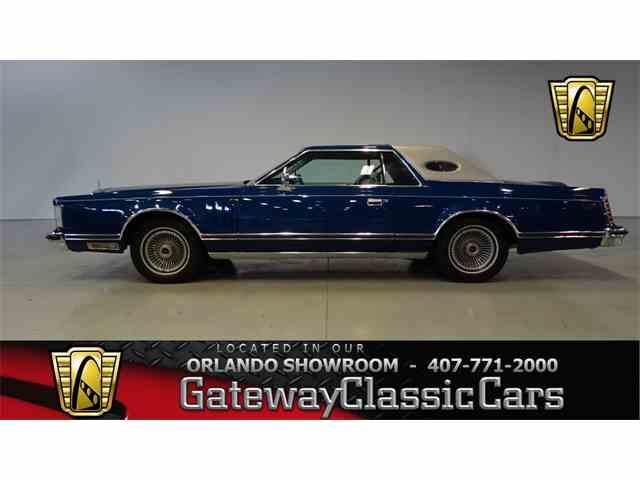 1977 Lincoln Continental | 967455