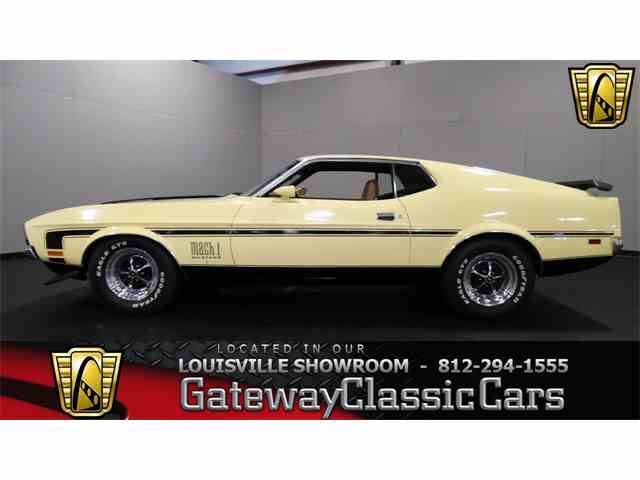 1972 Ford Mustang | 967461